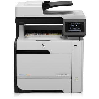 HP LaserJet Pro M475 M475DW Laser Multifunction Printer - Color - Pla