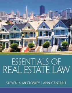 Essentials of Real Estate Law (Paperback)