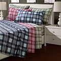 Plaid Microfiber Full-size