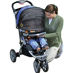 Safety 1st Baby On Board Clip-on Stroller Shade