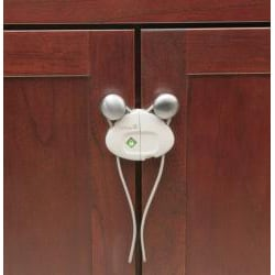 Safety 1st Push 'n Snap Cabinet Lock (Pack of 2)