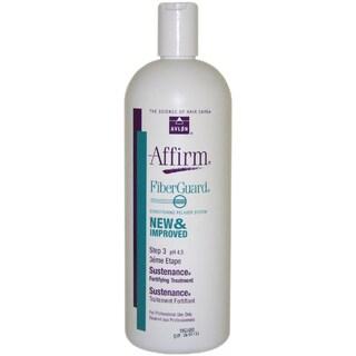 Avlon Affirm FiberGuard 32-oz Sustenance Fortifying Hair Treatment