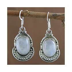 Moonstone earrings  Etsy  Etsycom  Shop for anything