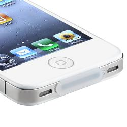 Clear Plug Docking Port Cap for Apple iPad, iPod, and iPhone