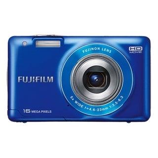 Fujifilm FinePix JX580 16 Megapixel Compact Camera - Blue