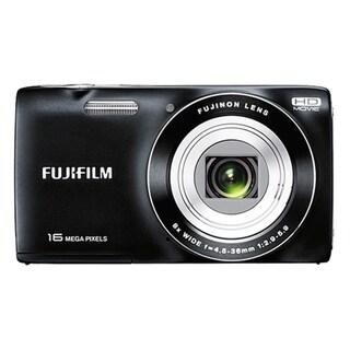 Fujifilm FinePix JZ250 16 Megapixel Compact Camera - Black