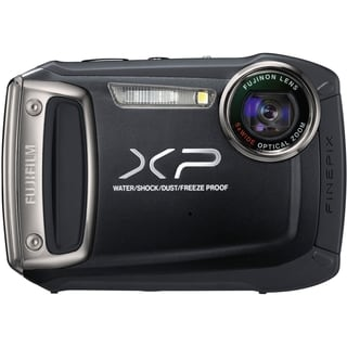 Fujifilm FinePix XP100 14.4 Megapixel Compact Camera - Black