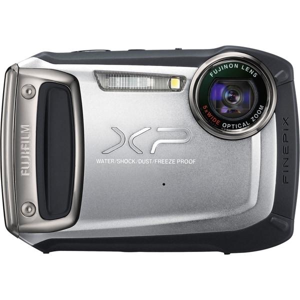 Fujifilm FinePix XP100 14.4 Megapixel Compact Camera - Silver