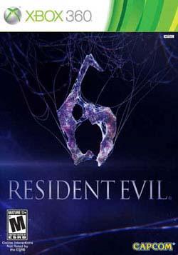 Xbox 360 - Resident Evil 6