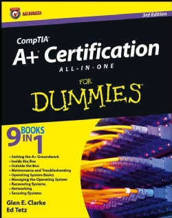CompTIA A+ Certification All-In-One for Dummies (Paperback)