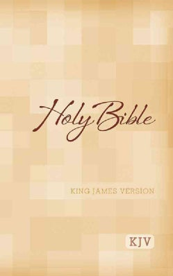 Holy Bible: King James Version (Paperback)