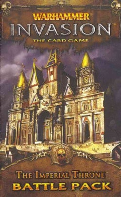 Warhammer Invasion The Card Game: The Imperial Throne Battle Pack (Cards)