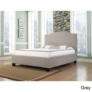 Venice-X Queen-size Fabric Platform Bed