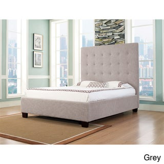 Malibu-X Eastern Fabric California King-size Bed
