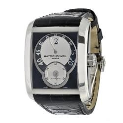 Raymond Weil Men's 'Don Giovanni Cosi Grande' Stainless Steel Watch