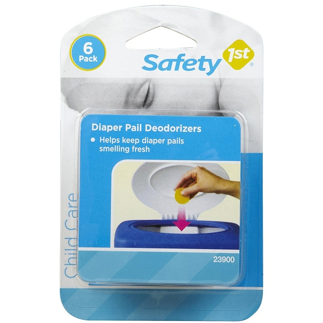 Safety 1st Diaper Pail Deodorizers (Pack of 12)