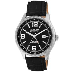 August Steiner Men's Stainless Steel Watch
