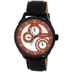 August Steiner Men's Stainless Steel Multifunction Watch