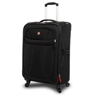 Wenger Black Neolite 29-inch Lightweight Spinner Upright Suitcase