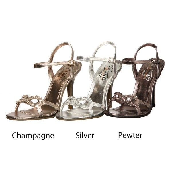 Kenneth Cole Women's 'Closing Act' Metallic Pumps