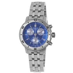 Tissot Men's T067.417.11.041.00 'PRS-200' Blue Chronograph Dial Quartz Watch