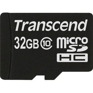 Transcend 32 GB microSD High Capacity (microSDHC)