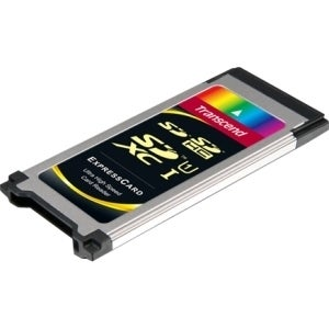 Transcend 3-in-1 ExpressCard Adapter
