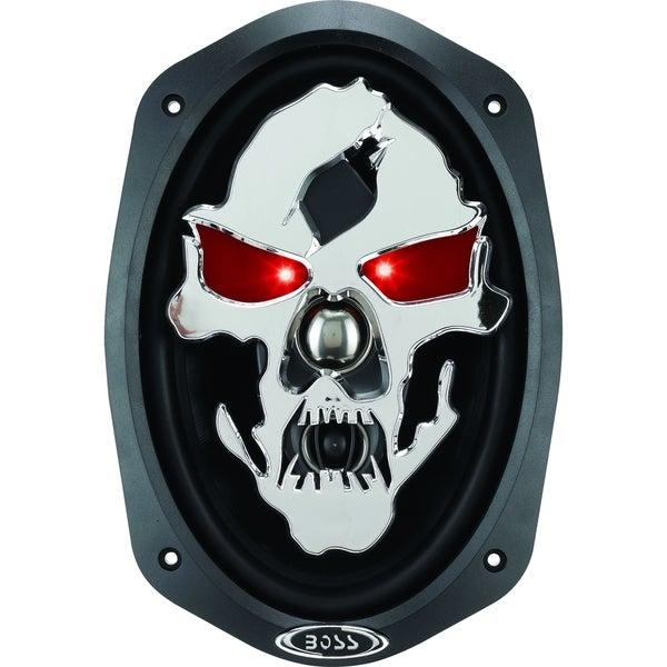 Boss PHANTOM SKULL SK693 Speaker - 600 W PMPO - 3-way