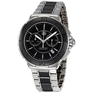 Tag Heuer Men's CAH1210.BA0862 Formula 1 Chronograph Watch