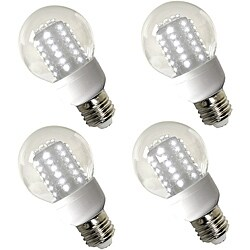 Infinity Ultra 40-watt LED Light Bulbs (Pack of 4)