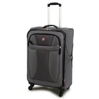 Wenger Grey 20-inch Lightweight Spinner Upright