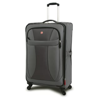 Wenger Grey Neolite 29-inch Lightweight Spinner Upright Suitcase