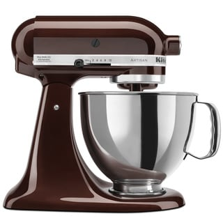 KitchenAid RRK150ES Espresso Artisan Series 5-quart Stand Mixer (Refurbished)