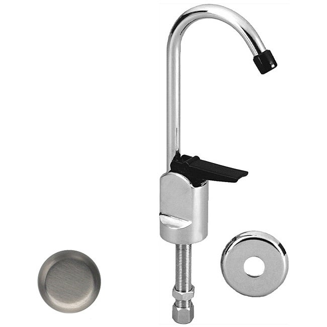 Satin Nickel 6-inch Touch-flo Cold Water Dispenser Faucet