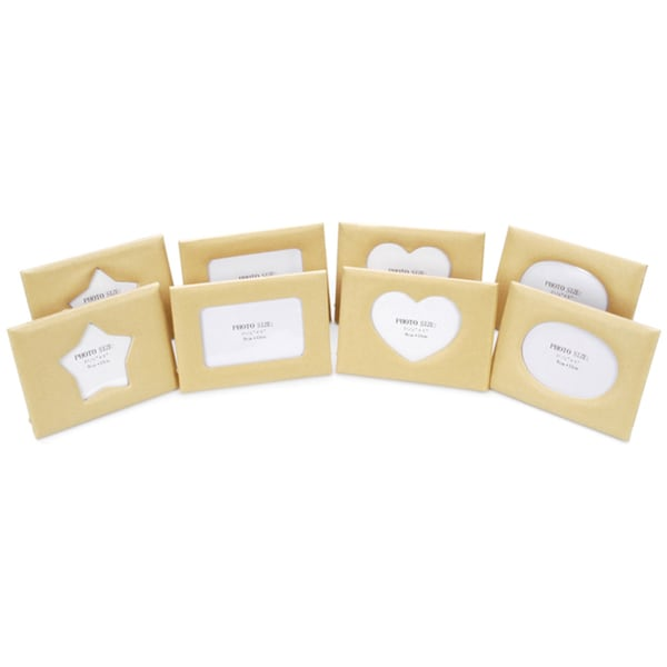 Darice Paper Mache Value Pack Frames