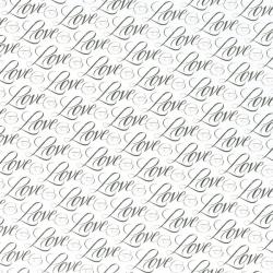 Amscan 'Love Weddings' Jumbo Gift Wrap Roll