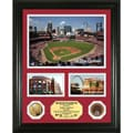 Highland Mint St. Louis Cardinals Busch Stadium 'Showcase' Infield Dirt and Coin Photo Mint