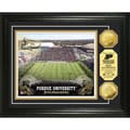 Highland Mint Purdue University Ross-Ade Stadium 24k Gold Coin Photo Mint