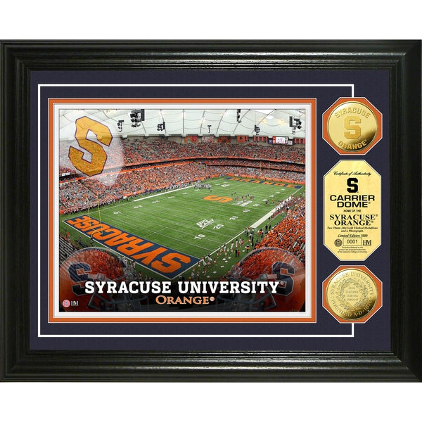 Syracuse University Carrier Dome Photo Mint