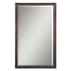 Renzo Vanity Wood Framed Mirror