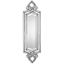Ginosa Hand-Beveled Frameless Mirror
