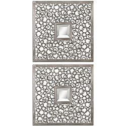 Uttermost Colusa Metal Framed Squares