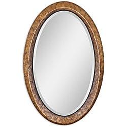 Capiz Vanity Framed Mirror