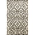 Hand-tufted Averlo Gray Rug (8' x 10')