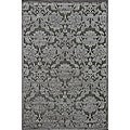 Madison Taupe/ Grey Rug (2'3 x 3'9)