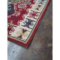 Rancho Red Rug (5' x 7'6)