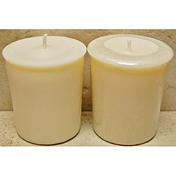 Southern Made Candles Soy 2-oz Ivory Votives (Pack of 12)