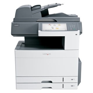 Lexmark X925DE LED Multifunction Printer - Color - Plain Paper Print