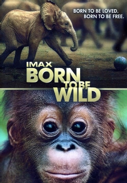 Born To Be Wild (IMAX) (DVD)