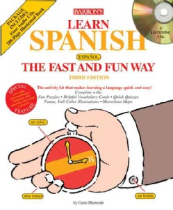 Barron's Learn Spanish, Espanol' the Fast and Fun Way (CD-Audio)